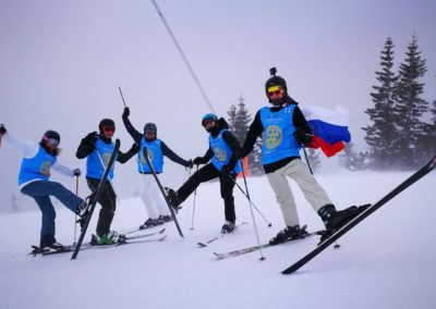 Rotary youth exchange - Czechia