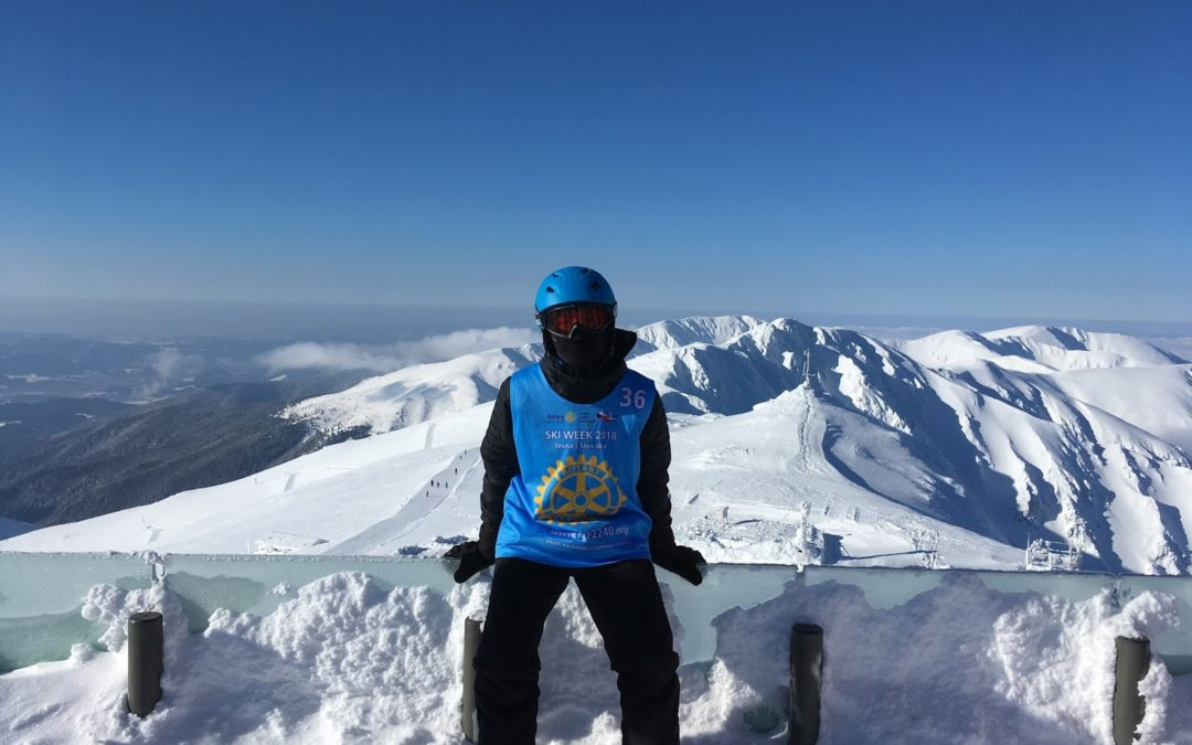 Rotary Ski week