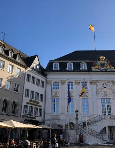 City Hall of Bonn