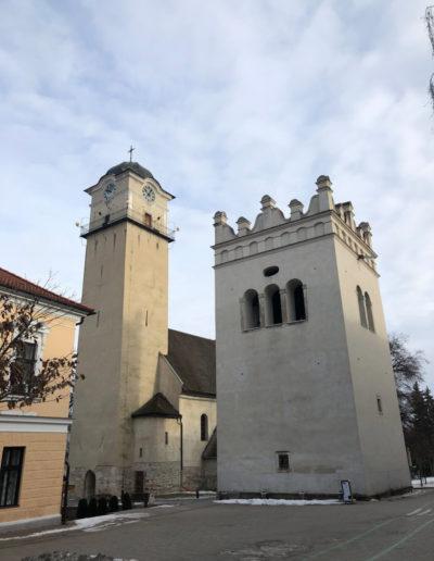 Old city Poprad