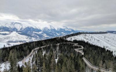Lyžovanie, lyžovanie a lyžovanie…