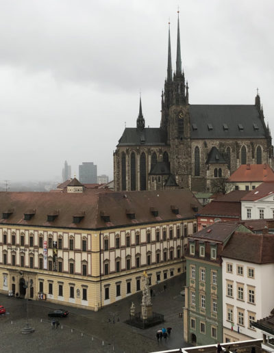 Old town In Brno