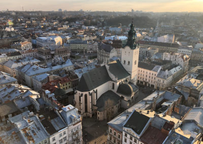 8th month – Ukraine, Germany, and more Travels