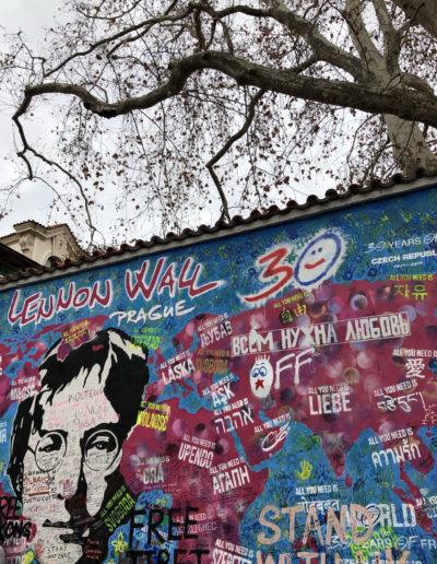 Lennon´s wall