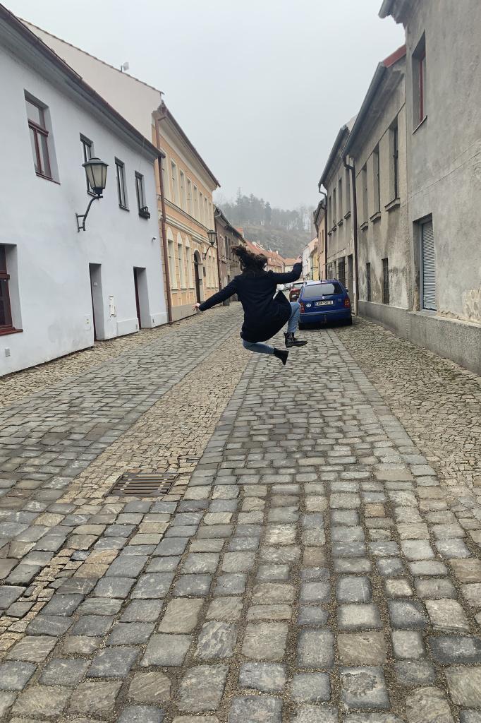 Jewish town